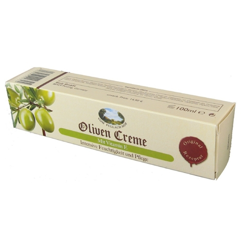 Olivencreme 100ml - Tube Pullach Hof