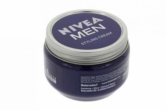 Nivea Haargel Styling Cream Men 150ml BILD