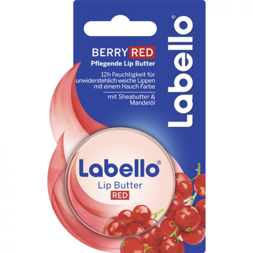 Labello Lip Butter 16,7g RED